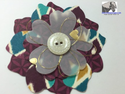 Flower Tutorial Assembly 5 watermarked