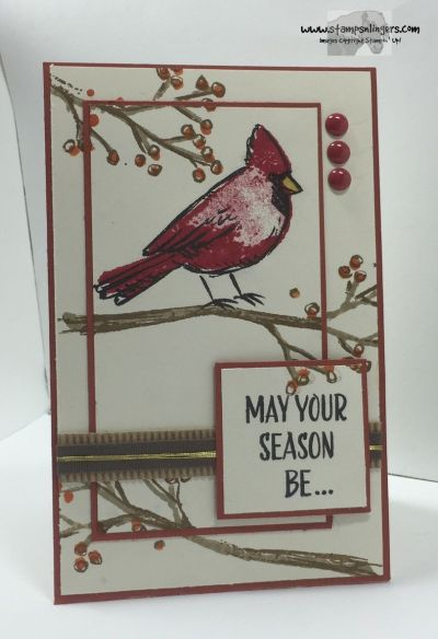 Joyful Season 1 - Stamps-N-Lingers