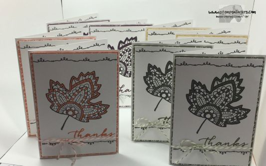 Lighthearted Leaves Thanks 1 - Stamps-N-Lingers