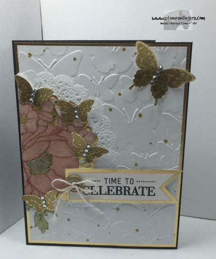 Watercolor Wishes Potpourri Papillion 1 - Stamps-N-Lingers