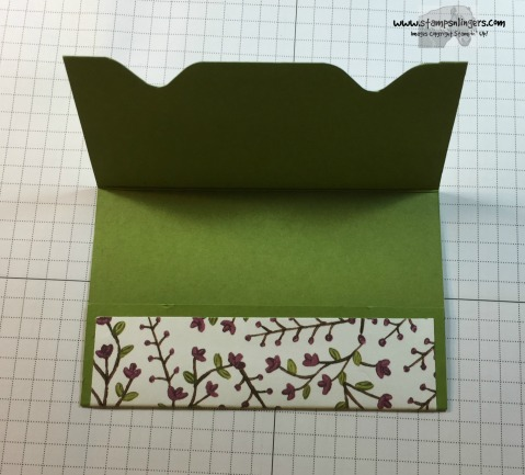 Gift Card Holder 5 - Stamps-N-Lingers
