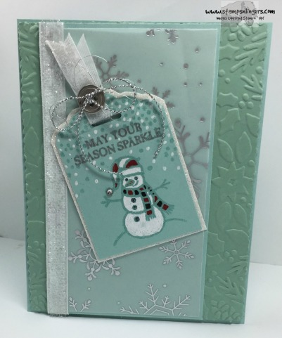 Sparkly Seasons 1 - Stamps-N-Lingers