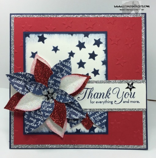 One Big Meaning Veteran's Day Card 1 - Stamps-N-Lingers