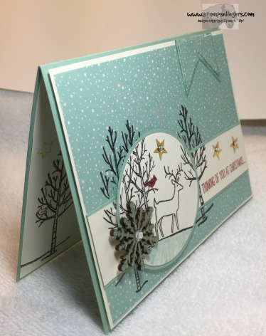 White Christmas 2 - Stamps-N-Lingers