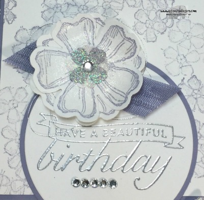 Beautiful Birthday Blossoms 4 - Stamps-N-Lingers