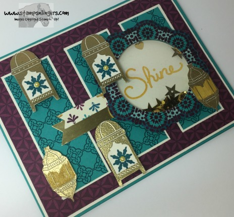 Moroccan Nights Shaker Congrats 5 - Stamps-N-Lingers