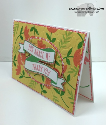 Banners For You Thanks 3 - Stamps-N-Lingers