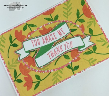 Banners For You Thanks 4 - Stamps-N-Lingers