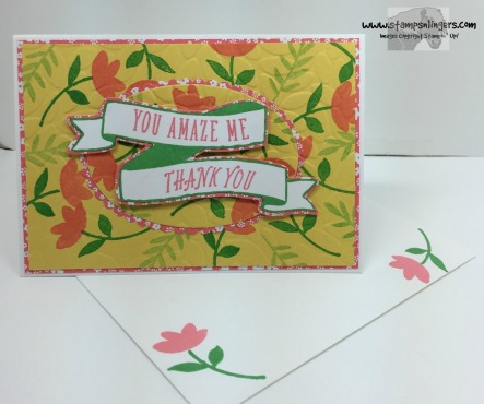Banners For You Thanks 6 - Stamps-N-Lingers