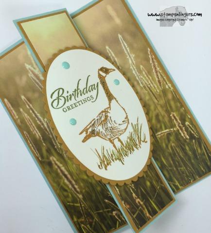 Wetlands Z-Fold 5 - Stamps-N-Lingers
