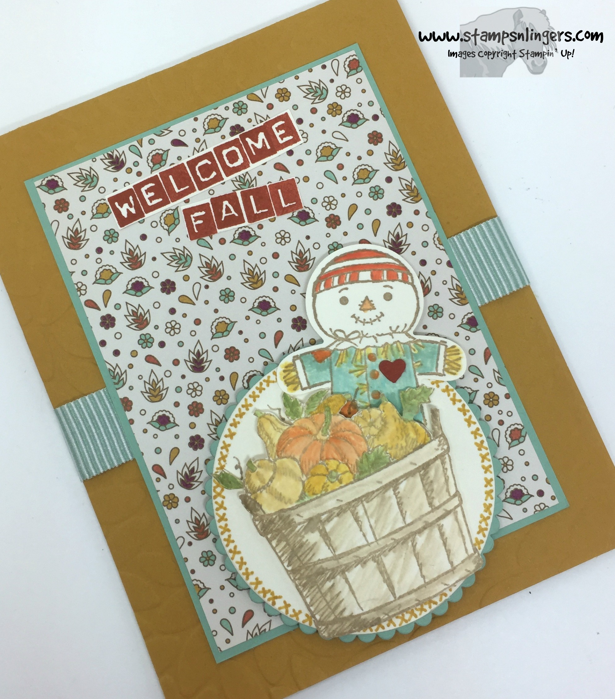 Stampin' Up! Sneak Peek – Basket of Wishes and Cookie Cutter ...