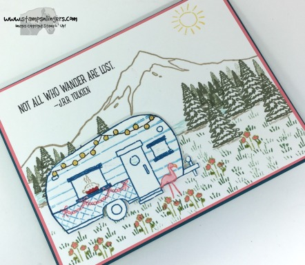 Glamper Mountain Adventure 4 - Stamps-N-Linger
