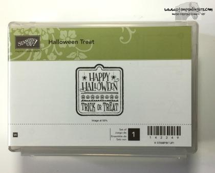 Halloween Treat - Stamps-N-Lingers
