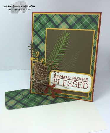Pines and Paisley Blessed 7 - Stamps-N-Lingers