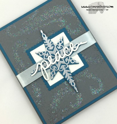 Star of Light Peace 4 - Stamps-N-Lingers