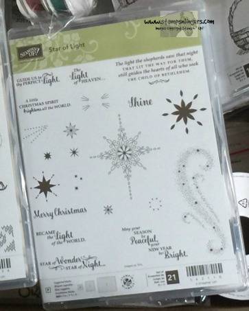 Star of Light - Stamps-N-Lingers