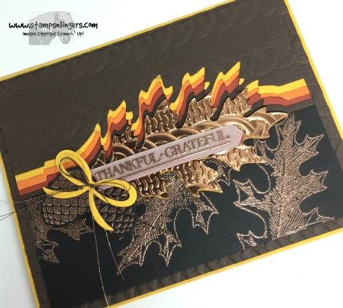Vintage Leaves, Pines and Paisleys 5 - Stamps-N-Lingers
