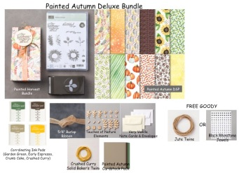 Painted Autumn Deluxe Bundle